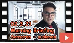 Morning Briefing Raumklima